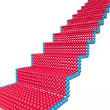 Red ladder Royalty Free Stock Images