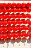 Red lantern Royalty Free Stock Photos