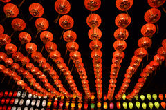 Red lantern Stock Photography