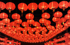 Red Lantern Royalty Free Stock Photo
