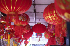 Red Lantern. Lantern for Chinese New Year in Malaysia Royalty Free Stock Photo