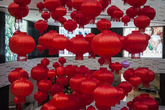 Red Lantern Stock Images