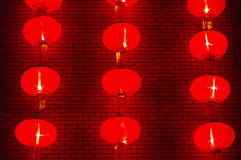 Red lantern for Spring Festival Royalty Free Stock Photo