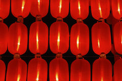 Red lantern for Spring Festival Royalty Free Stock Photos
