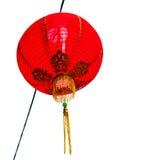 Red lantern Royalty Free Stock Image