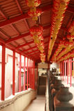 Red lanterns Royalty Free Stock Photo