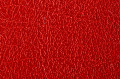 Red leather Stock Images