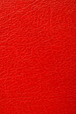 Red leather Royalty Free Stock Image