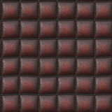 Red leather Stock Photos