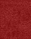 Red leather. A textured background of red leather Stock Photo