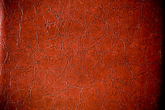 Red leather backgrounds Royalty Free Stock Image