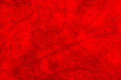 Red leather. Bright blood red background. The texture of a red leather Royalty Free Stock Image