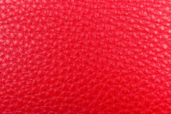 Red leather pebble texture background close up. Red leather pebble texture  background close up Stock Photography