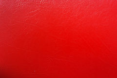 Red Leather with soft light. An Red Leather with soft light Royalty Free Stock Photography