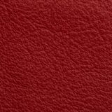 Red Leather texture for background Stock Photography