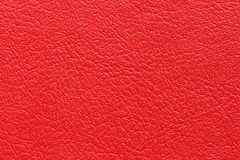Red leather texture background. Red leather texture background for design art work royalty free stock image
