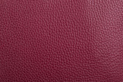 Red leather texture background Royalty Free Stock Photo