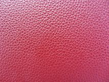 Red Leather Texture Background. This is a red leather texture or background Royalty Free Stock Photo