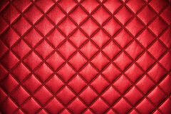 Red leather texture stock photos