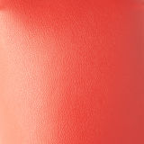 Red leather texture fragment. As a background composition Stock Images