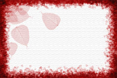 red leaves background Royalty Free Stock Images