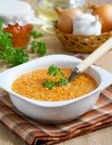 Red Lentil Soup. Stock Image