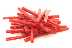 Red Licorice Royalty Free Stock Image