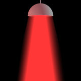Red light Royalty Free Stock Photography