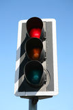 Red Light stock photography