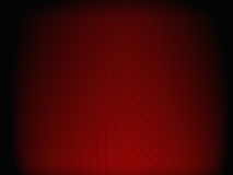 Red Light on Dark Metal Bcakground Royalty Free Stock Photography