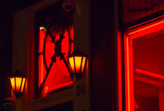 Red Light District Stock Photos