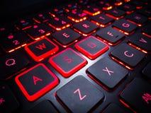 Red Light Keyboard Hd Wallpaper Background Stock Photo Image Of Keyboard Background 171994124