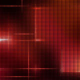 Red light mosaic background Royalty Free Stock Photo