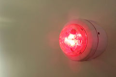 Red light Royalty Free Stock Photos