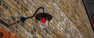 Red light. Royalty Free Stock Photo