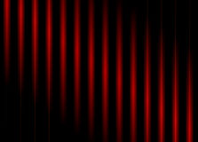 Red light stripes Royalty Free Stock Photo