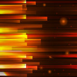 Red lighting lines background Royalty Free Stock Image