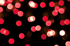 Red lights Royalty Free Stock Images