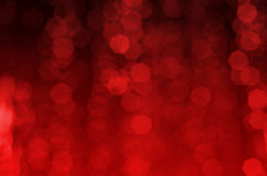 RED LIGHTS BACKGROUND Royalty Free Stock Image