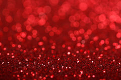 Red lights background Stock Photo
