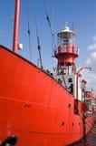 Red lightsip Stock Image