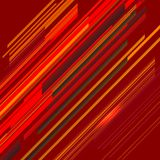 Red Line Background Royalty Free Stock Photography