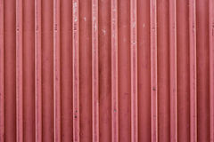 Red line fence Royalty Free Stock Photo