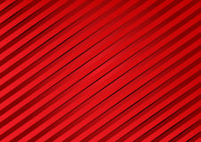 Red line on red background, vector Royalty Free Stock Photo