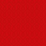 Red Linear Weaved Seamless Pattern. Royalty Free Stock Images