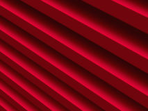 Red lines. Abstract background for. Graphic design, book cover template, website design, application design. 3D illustration Stock Photos
