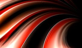 Red lines background Royalty Free Stock Photo