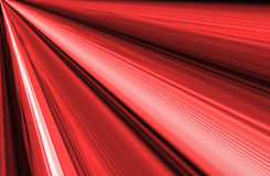 Red lines background Stock Photo