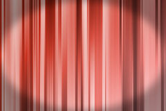 Red lines background with dark vignette Stock Photography