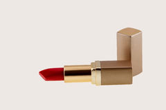 Red lipstick isolated Stock Photo